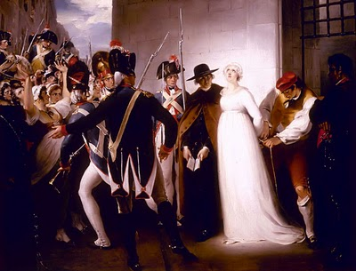 787px-Marie_Antoinette_being_taken_to_her_Execution,_1794