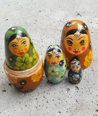 Matrushka dolls 2