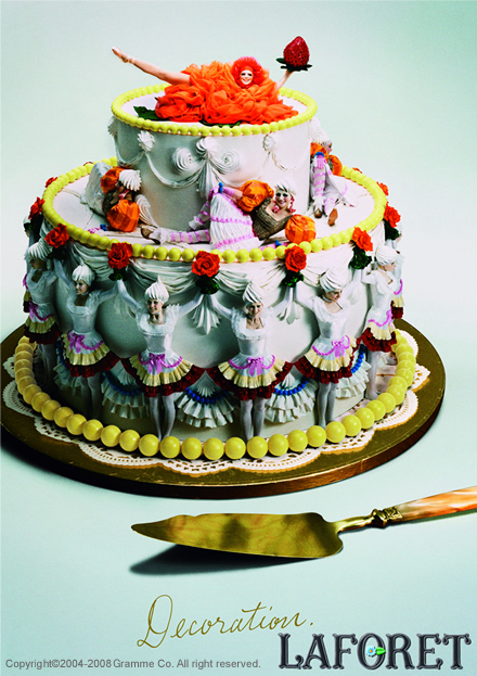 Laforet cake