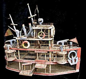 Birdcage ship