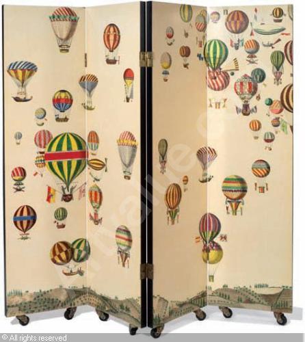 Fornasetti balloon screen