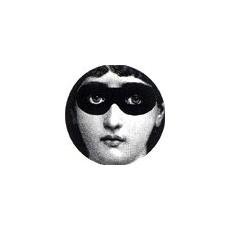 Fornasetti mask plate