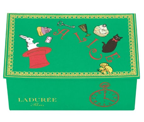 Laduree alice in wonderland