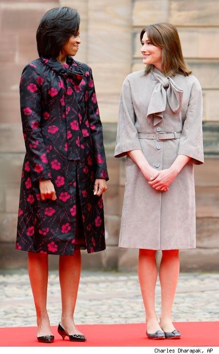 Michelle-obama-carla-bruni-450tp040309
